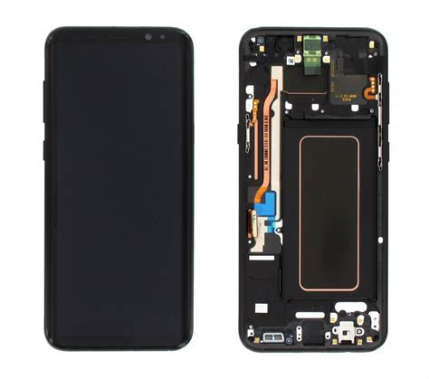 replacement for samsung galaxy samsung g955f galaxy s8 plus lcd display module midnight