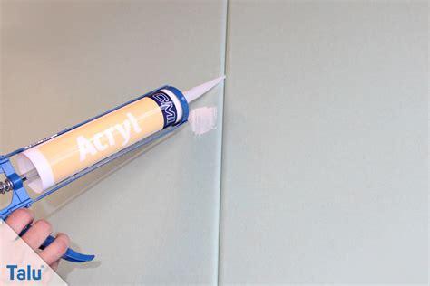 acryl silikon verarbeiten acryl fugenmasse smartstore