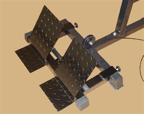 lat row attachment  power racks