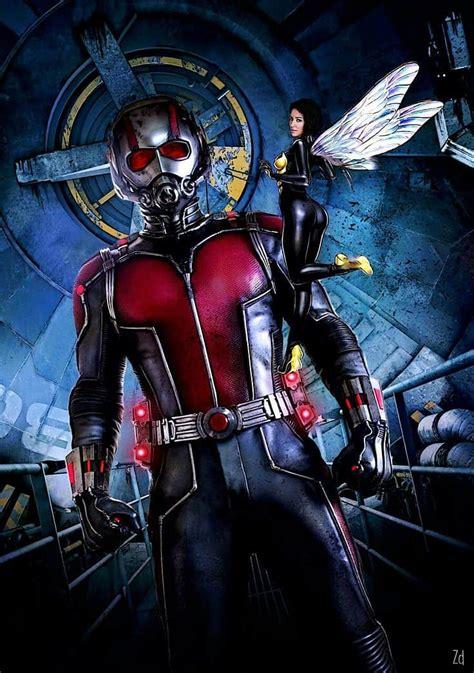 Marvel Studios Annonce Une Suite Pour Antman Et Trois