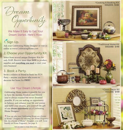 celebrating home home interiors sring kits 2011 from celebrating home in bath pa 18014