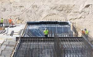 Water Treatment Plant Construction On Schedule