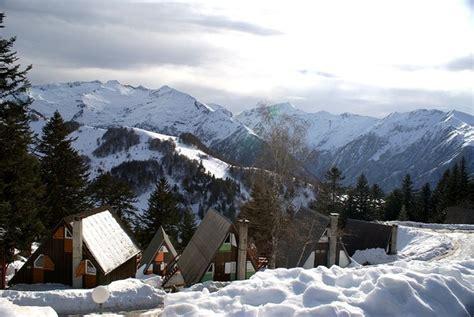 station de ski guzet neige
