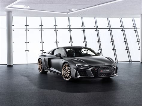 Audi R8 2020 by Updated 2020 Audi R8 And Limited Edition R8 V10 Decennium