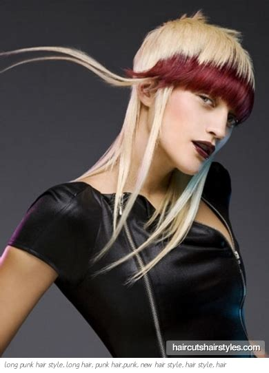 fashion trends punk hairstyle images