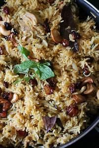 Pressure Cooker Chicken Biryani / One Pot Biryani - Ramzan ...