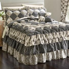 puff bedspreads puff top printed bedspread image 2 furnish z