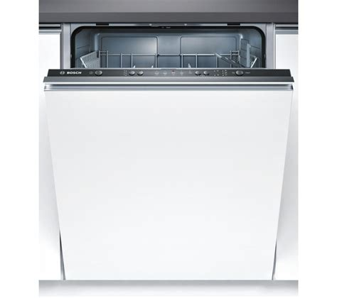 Buy Bosch Smv50c10gb Fullsize Integrated Dishwasher