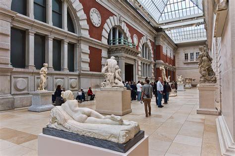 5 raisons de visiter le metropolitan museum of 169 new york