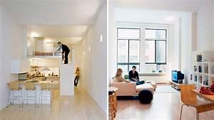 Il monolocale loft Casa it
