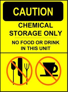 caution sign  food  drink clipart  clipart