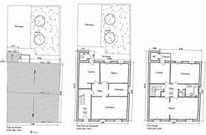 realiser plan maison plan maison maitre d oeuvre lyon With realiser plan de maison