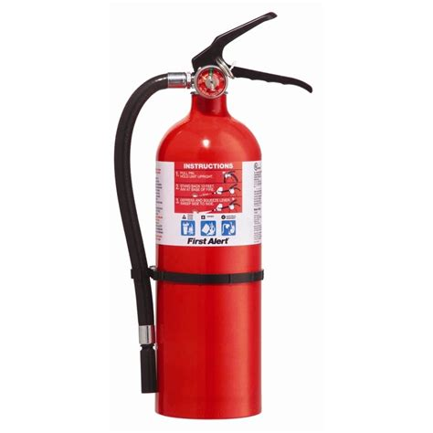 10 X 10 Kitchen Ideas - first alert fe3a40a heavy duty plus rechargable fire extinguisher lowe 39 s canada