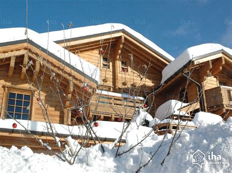 chalet for rent in la plagne la roche iha 53298