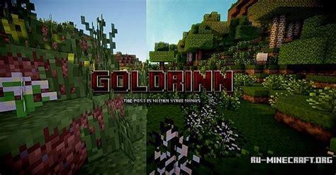 skachat golddrinn clans dlya minecraft