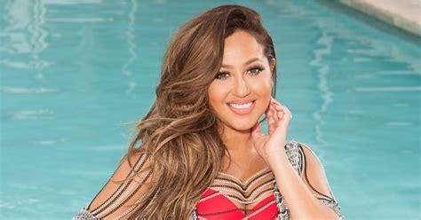 Adrienne Bailon In Cosmo For Latinas 2015