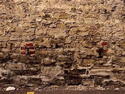 Brick Wall Stone Walls Supports Rock Bricks
