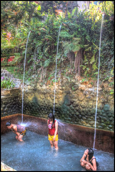 bali hot springs yoga retreats  healing bali