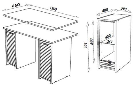 hauteur d un bureau standard hauteur d un bureau 28 images comment calculer la