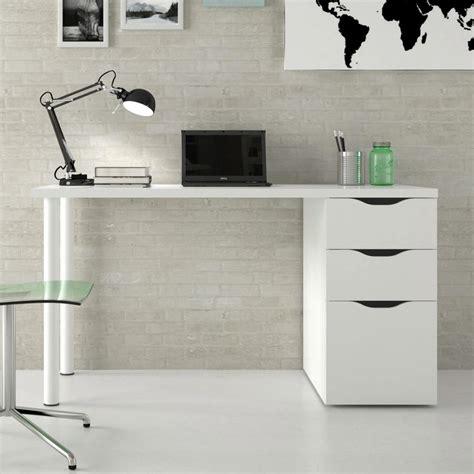 escritorio blanco juvenil reversible ink mesas de escritorio