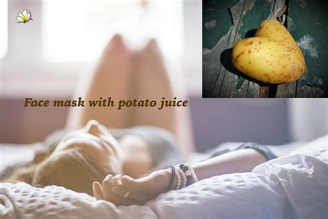 Face mask with potato juice - SeekAndRead