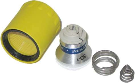 convert the surefire p60 bulb to led
