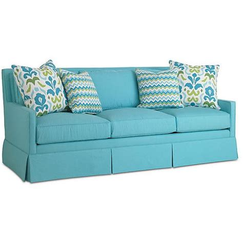 turquoise sofas loveseats 1000 ideas about turquoise on