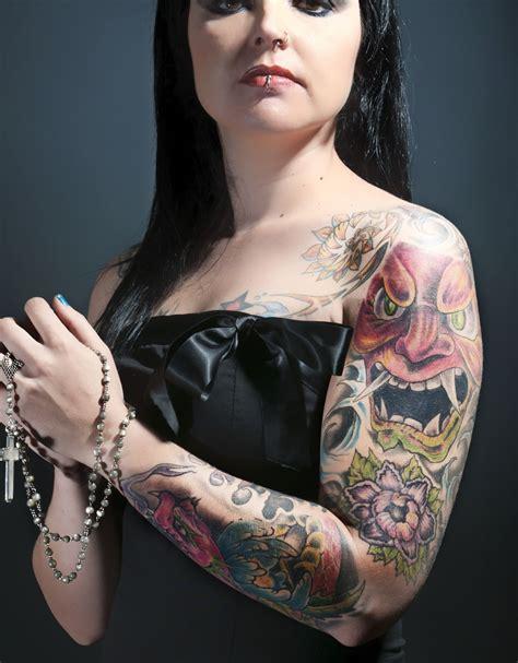 dragon tattoos  women