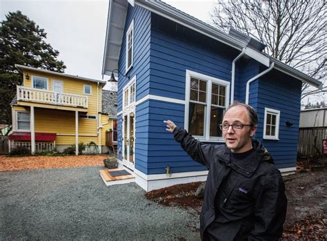 Rent A Backyard For A by Big Interest In Backyard Houses Will Seattle Ease