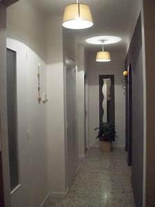 Deco Couloir Blanc : d co couloir gris galerie et chambre couloir blanc et gris ~ Zukunftsfamilie.com Idées de Décoration