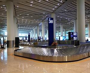 Panoramio - Photo of Beijing Airport baggage claim