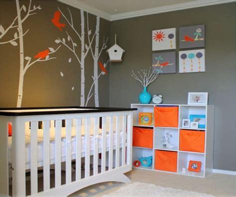 photo chambre bébé garçon décoration chambre bébé 39 idées tendances