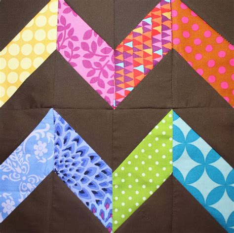 free quilt block patterns zigzag quilt block favequilts