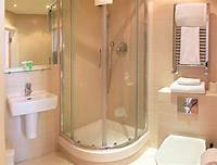 great small space corner shower Shower and Tub Enclosures for Small Spaces