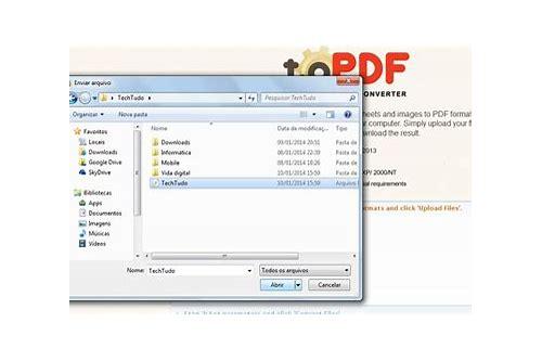 instalar o baixar do arquivos pdf