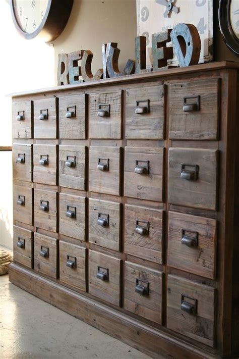 cool ways    apothecary cabinet   interior