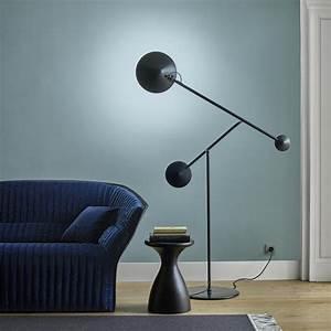 cinetique floor lighting from designer martin hirth With ligne uplighter floor lamp