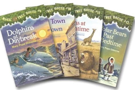 Lionsgate Acquires Rights To 'magic Tree House' Book Series