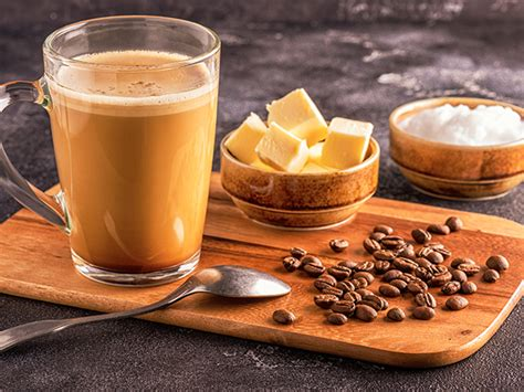bulletproof coffee      mens health