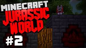 Jurassic World Minecraft Rexxit Modpack 2 QuotDoggy