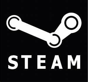 STEAM Logo JUMBO Sticker Decal- PC Gaming, Steam, Valve | eBay  Steam