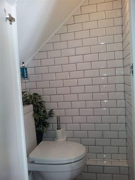 understairs toilet idea understairs toilet subway