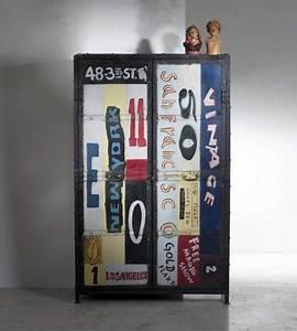 Schrank Aus Metall : neu design brotschrank aus metall kommode highboard anrichte esszimmer schrank ebay ~ Whattoseeinmadrid.com Haus und Dekorationen