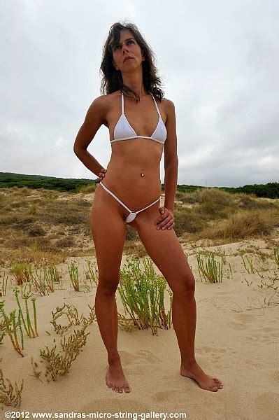 sandra micro bikini images