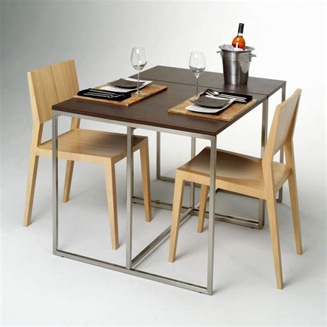 small space kitchen table 20 minimalist modern kitchen tables for small spaces