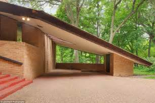 minnesota home built by frank lloyd wright is up for sale daily mail online