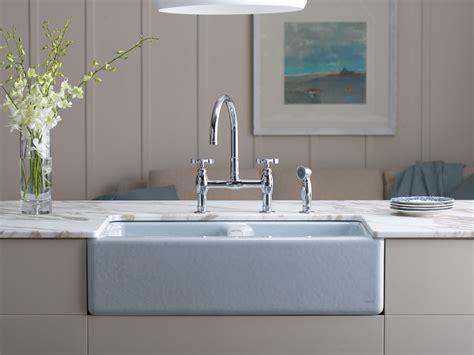best kitchen faucets for farmhouse sinks decor elegant design of top mount farmhouse sink for