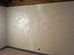 peindre crepi interieur enduit blanc dco passage de la With peindre mur crepi interieur