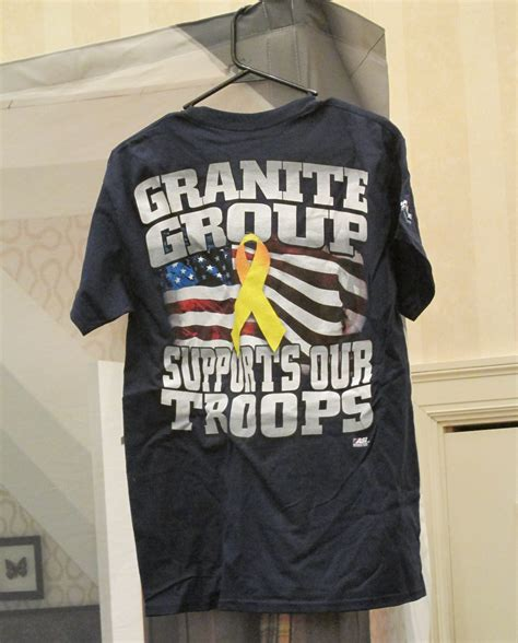 the granite educates contractors at trade show