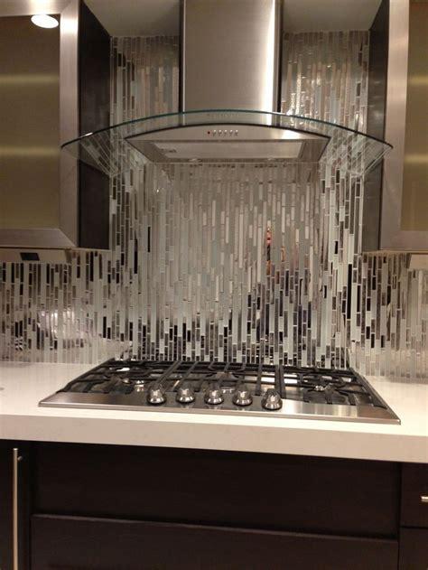 glass mosaic kitchen backsplash modern random mixed tile with white glass and textured 3806